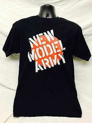 New Model Army T-Shirt - sizes Small to 3XL
