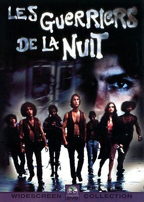 LES GUERRIERS DE LA NUIT (the warriors) // DVD neuf