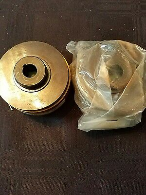 """2 New Stearns  Electric Clutch 3.2 SMR- 2-11-2701  90VDC 1/2 """" Bore"""