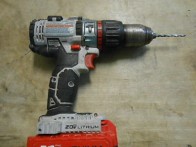 PORTER CABLE HAMMER DRILL  PCC620 20V With Battery