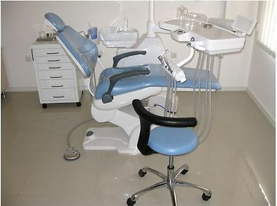 Complete Dental Chair Package-Chair,Unit,Operatory Light,Stool/USA Dental Store!