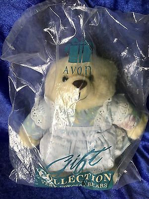 Avon Gift Collection Sister Teddy Bear Very Special Bears Stuffed Plush 1996