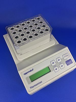 Eppendorf thermomixer 5350 2 ml thermoshaker shaker thermo mixer hot dry compact