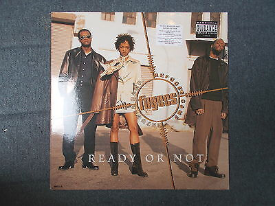 "Fugees Ready Or Not 12"" Columbia 1996"