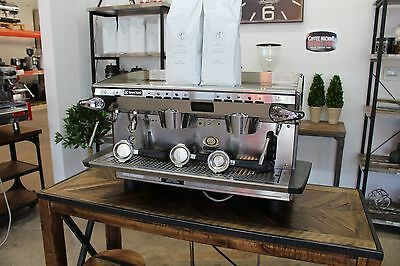 Rancilio Classe 8 2 GROUP Commercial Espresso Coffee Machine