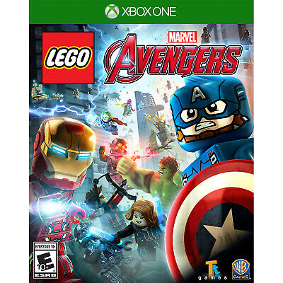 LEGO Marvel Avengers Xbox One [Brand New]
