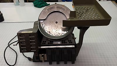 Vintage Brandt SLD Coin Sorter and Counter