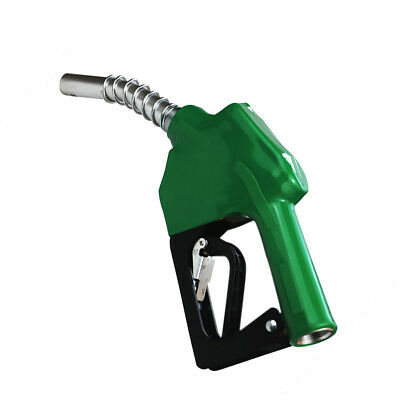 Portable Diesel Fluid Extractor Automatic Transfer Pump with Nozzle Green