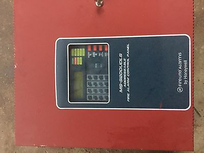 Commercial Fire Alarm System MS-9200UDLS