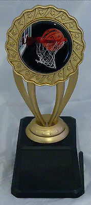 Basketball Trophy 190mm Engraved FREE