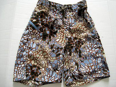 PATAGONIA Wavefarer Boy's Boardshorts Swim Trunks Kids S or Size 8 Shorts