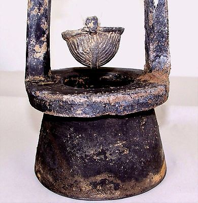 Antique Chinese Han Tomb Burial Pottery Watering Well Artifact c.206 BC - 220 AD