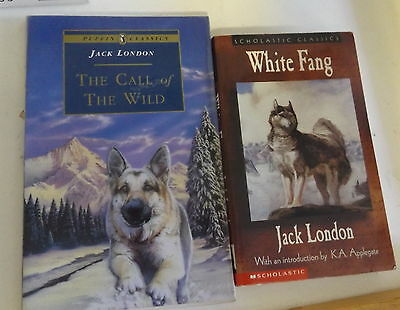 Jack London White Fang & The Call of the Wild