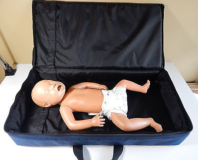Armstrong Baby Medical Training Manikin with One Face and Soft Case.
