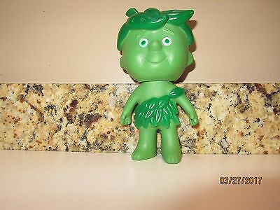 "Vintage Jolly Green Giant Little Sprout Promo Advertising Doll 7"" Figure Exc"