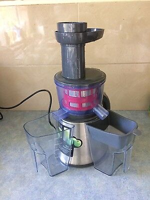 SUNBEAM SLOW juicer - used once! - AUD 40.00 PicClick AU