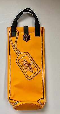 Champagne Veuve Clicquot Ponsardin Insulated Bottle Shopping Cool Bag EUC