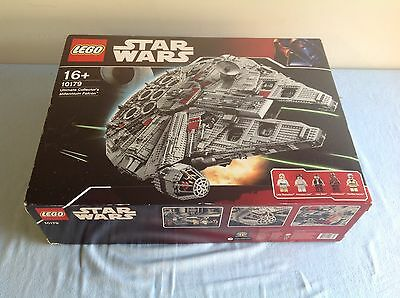 Lego Star Wars UCS 10179 Millennium Falcon New/Sealed/RETIRED **Free Shipping**