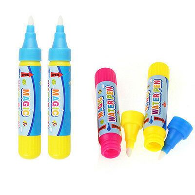 Aquadoodle Kid Toy Water Drawing Writing Water Pen for Painting Doodle Mat Board
