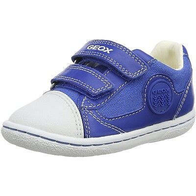 Geox Baby Flick C Royal Leather First Walkers Shoes