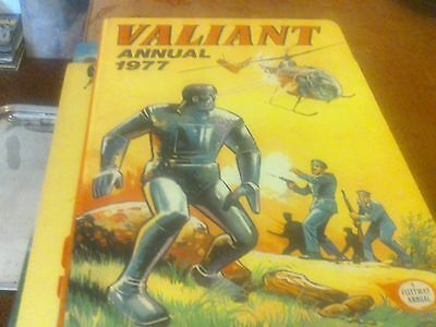 valiant annual 1977