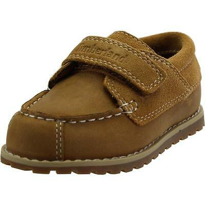 Timberland Pokey Pine Oxford Infant Trigo Cuero Barco Zapatos