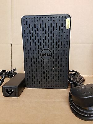 2016 Model Dell Wyse 3030 Thin Client + Psu ( 64Gbf / 4Gbr / Wes 7 ) Re-Furb