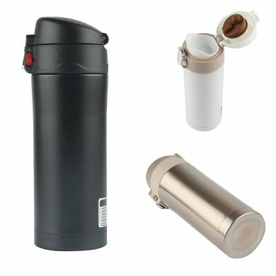 350ML Stainless Steel Travel Mug Water Vacuum insulated Thermal Cup Bottle Mini