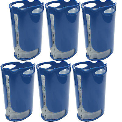 6 x Medisure Healthcare Pill Container Storage Draw Dispenser Tablet Stacker