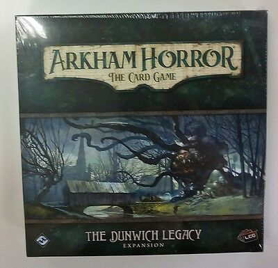 Arkham Horror The Card Game - The Dunwich Legacy Expansion - Brand New in Wrap