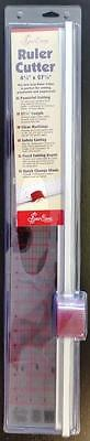 Sew Easy Quilt Ruler / Cutter 4 1/2 Inch X  27 1/2 Inch Takes 45Mm Blade