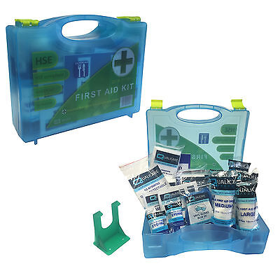 Qualicare Small 1-10 Person Premier Catering Medical Essential HSE First Aid Kit