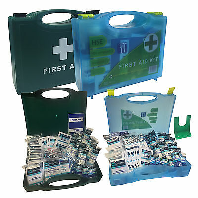 Premium Quality Medical Catering Kitchen Workplace HSE First Aid Kits All Sizes