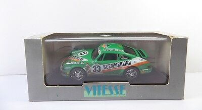 Vitesse 732.1 Porsche 911 Kuemmerling Mint Boxed 1:43