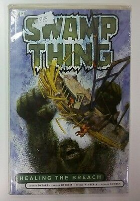 Swamp Thing - Healing the Breach - New
