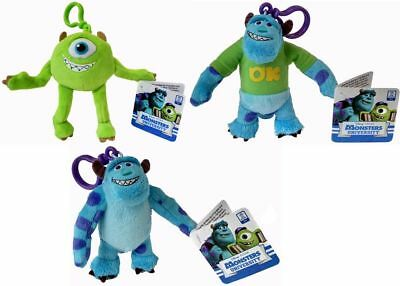 Monsters University Plush Keyring Sulley or Mike