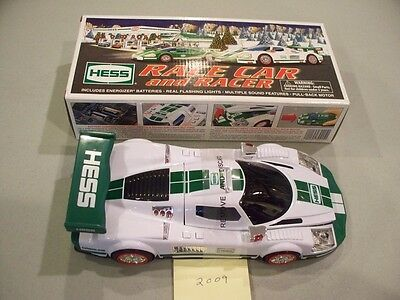 Hess Race Car And Racer 2009 New In Box