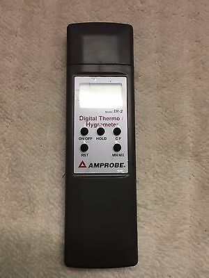 Amprobe digital Thermo/ hygrometer