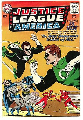 Justice League of America 30 VF 8.0