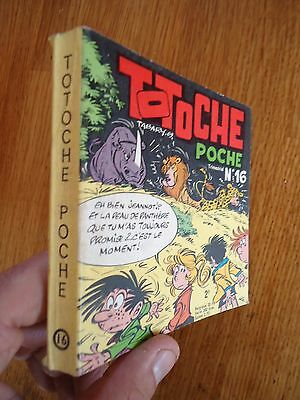 ** Totoche Poche N° 16 **  Vaillant Bd Petits Formats Tabary