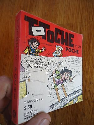** Totoche Poche N° 23 **  Vaillant Bd Petits Formats Tabary