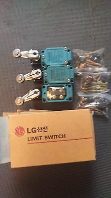 Lot Of 3 Lg Limit Switches Used But Work Fine