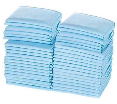50 ct 30x36 Disposable Underpads Pet Dog Puppy Cat Training Pee Pad Heavy Absorb