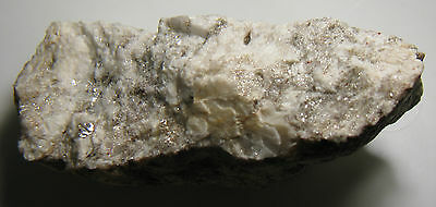 Canada B.C. Mica Schist Muscovite with Small Garnet Inclusions 220g Raw Rough