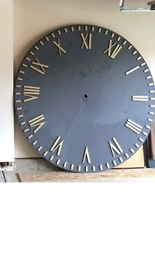 Large Tower Clock Dial, 7ft Rare