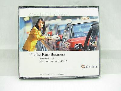 Corbis Master Collection Volume 210 Pacific Rim Business  - 100 Stock Photos