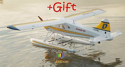 RC Airplane RTF 1500mm Wingspan Glider Taking Off Water professional + Hot Gift