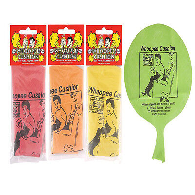 Fun Whoopee Cushion Inflatable Party Fart Whoopee Party Joke Bag Filler Loot