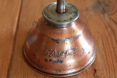 Vintage Eagle Oil Can