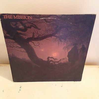 The Mission LP The Healing Hour